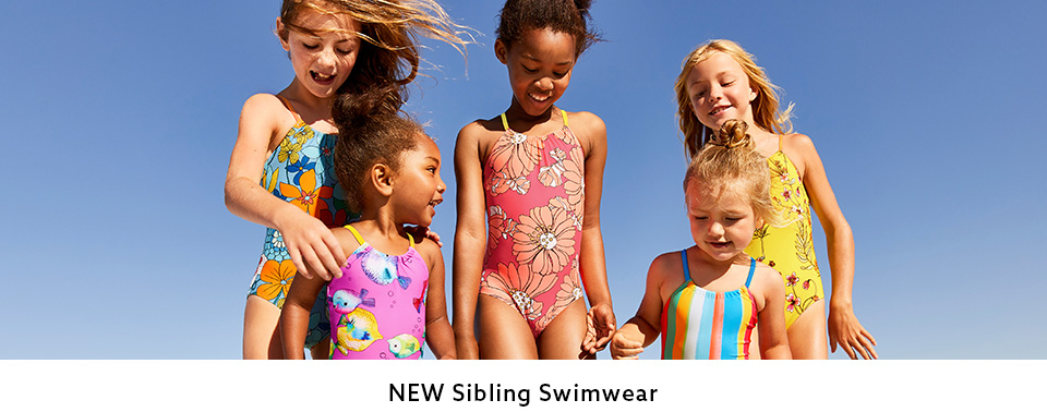 NEW Sibling Swim