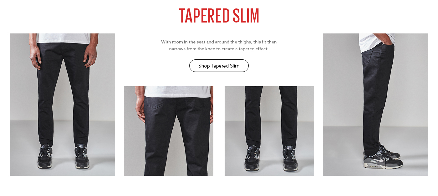 Shop Tapered Slim