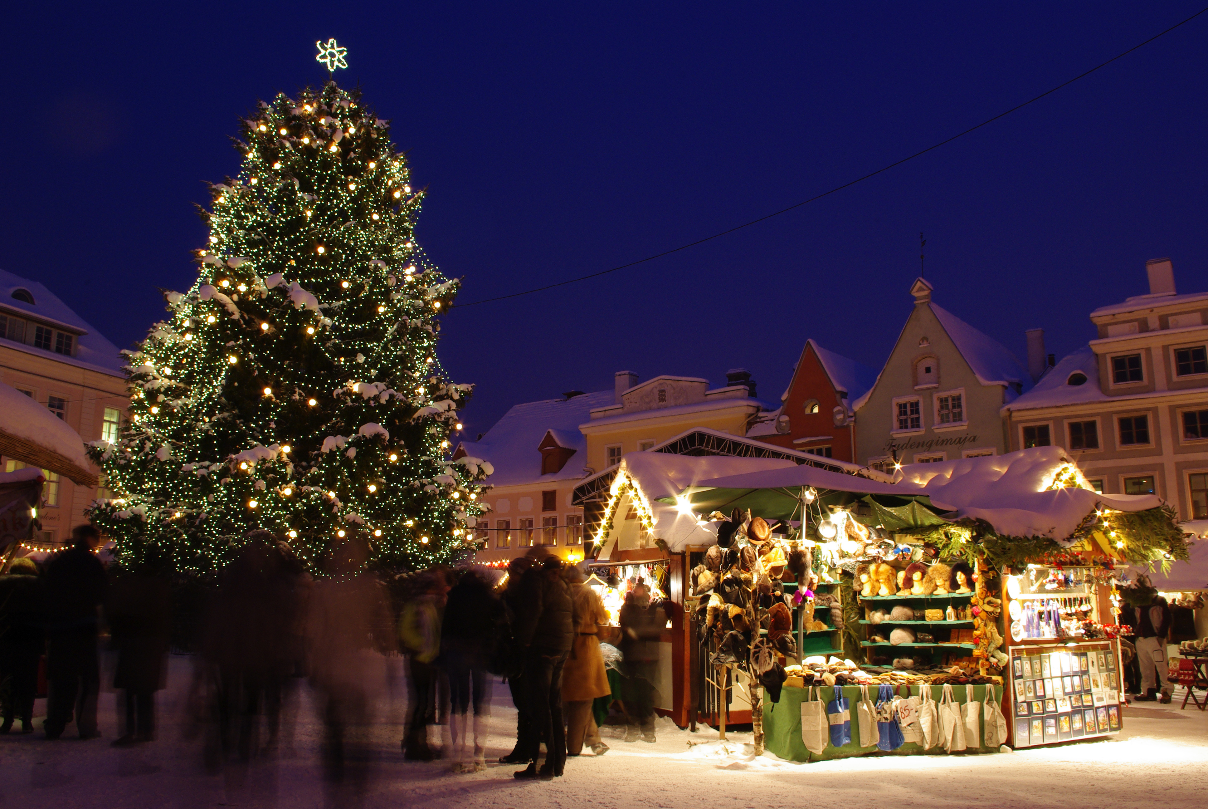 Christmas market, Getty Images