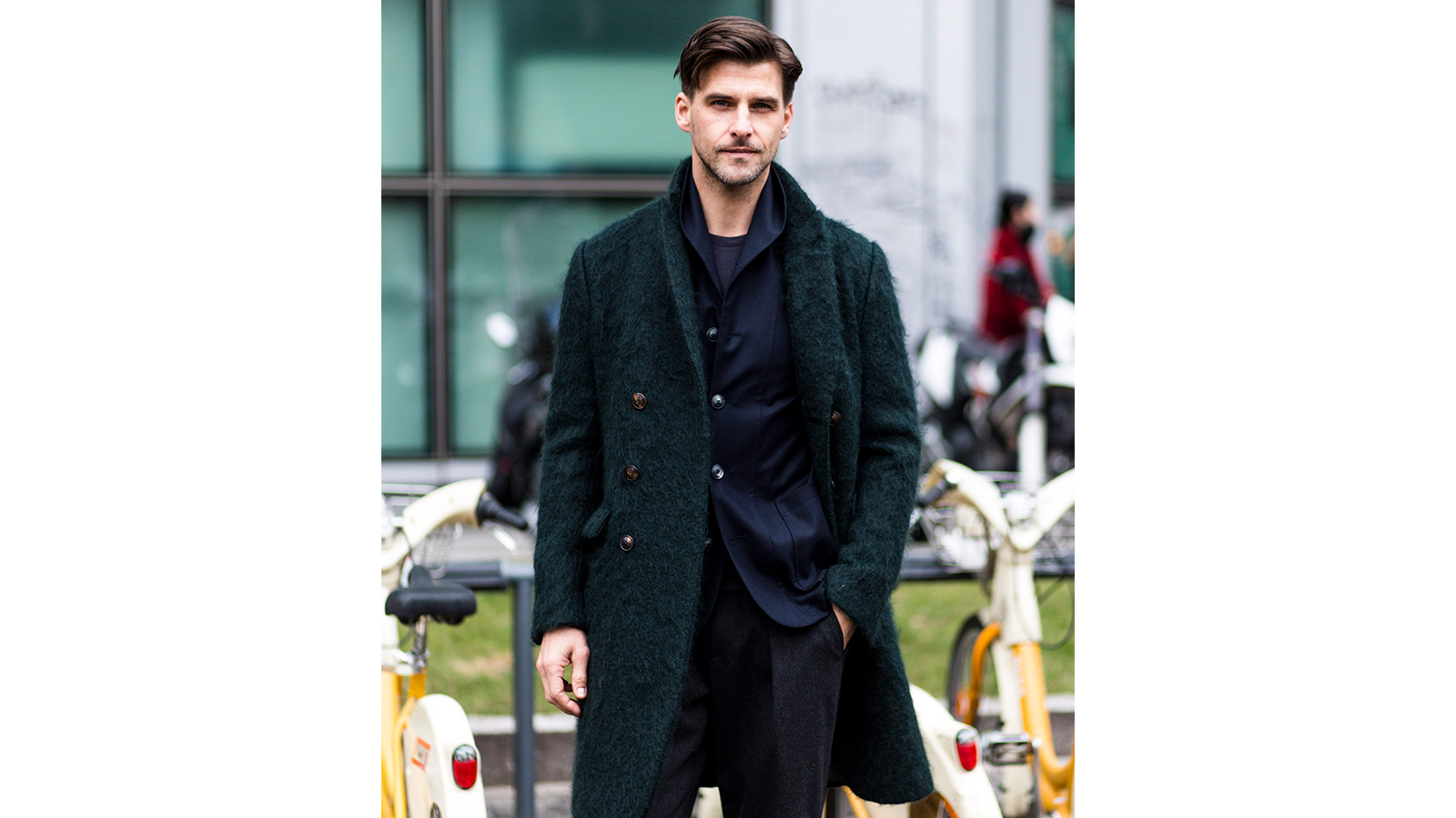 Your back to work style guide - coat