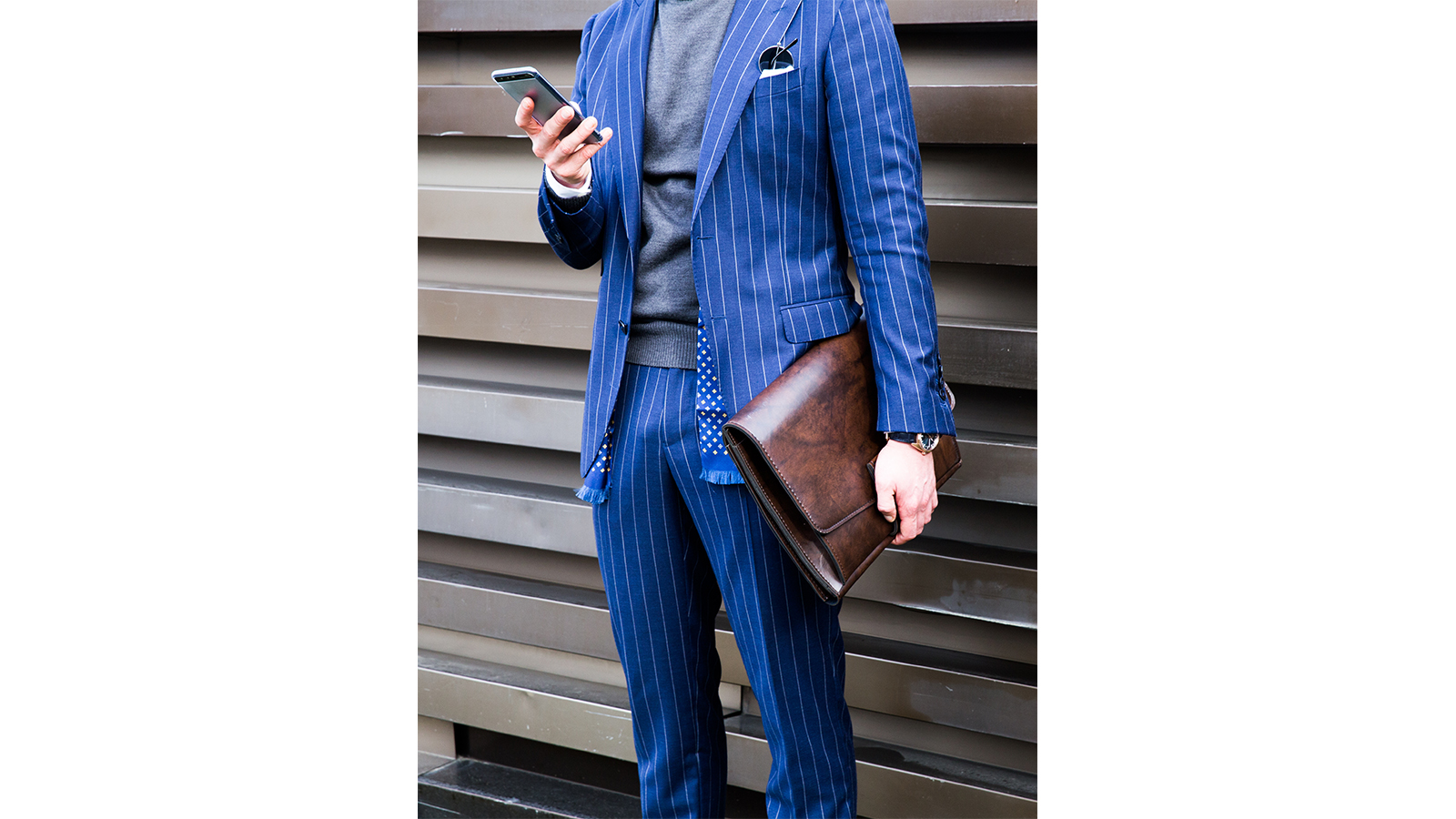 Your back to work style guide - suit