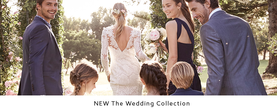 NEW The Wedding Collection