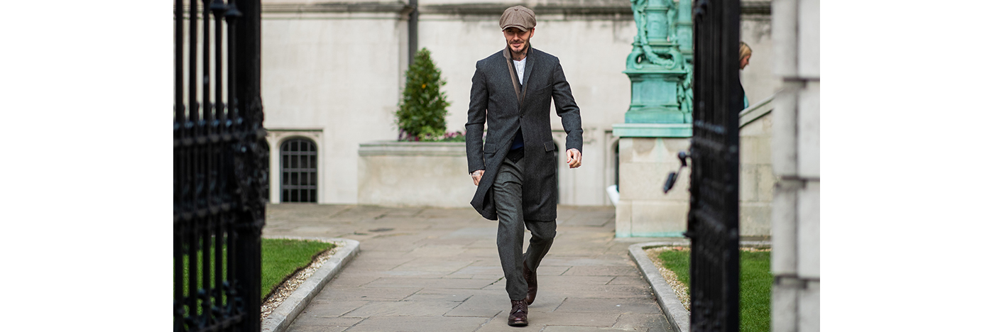 The best winter coats for men - tailored overcoat